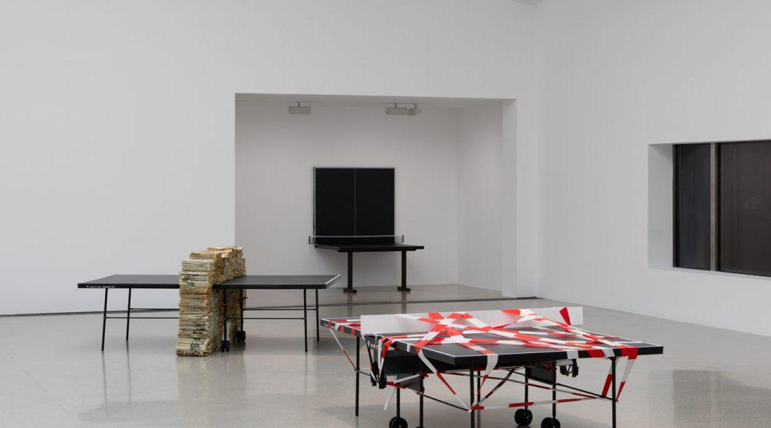 Július Koller Ping Pong Club